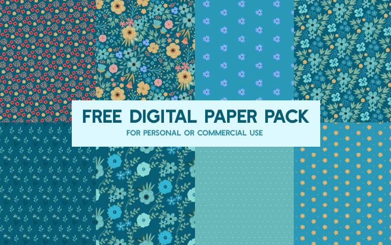 Free Digital Scrapbook Paper For Commercial Use Mels Brushes