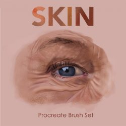 Skin Brushes for Procreate