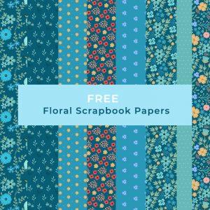 Free Digital Scrapbook Papers
