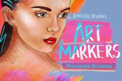 Procreate Alcohol Copic Art Markers