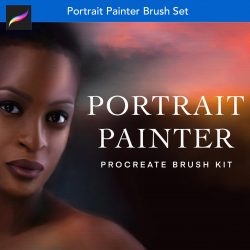 Procreate Portrait Painting Brushes